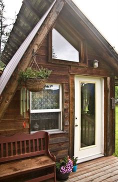 Tiny House Inspiration.