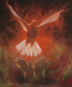 The hands of Jesus are releasing Holy Spirit into the world to bring the creative ideas of God into the earth realm. Scripture Verses, Bible Verses Quotes, Bible Scriptures, Holly Spirit, Prophetic Art, Bible Verse Wallpaper, Jesus Pictures, Holy Ghost, Favorite Bible Verses