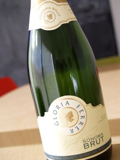No need to spend a fortune on champagne.We love this one!