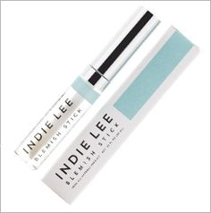 Banish Your Breakouts On The Go - The Zoe Report Indie Lee blemish stick -- 100% natural