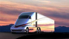 Bob Sliwa's AirFlow Truck Company Creates World's Biggest Aerodynamic Hot Rod http://www.knfilters.com/news/news.aspx?ID=3149 - Repinned by www.BlickeDeeler.de