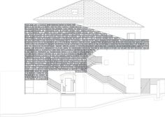 Villa Sottanis Library and Gamesroom / 5+1AA Alfonso Femia Gianluca Peluffo