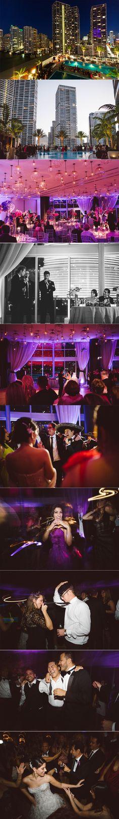 Miami Wedding / Epic Hotel