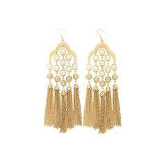 ASOS Daisy Chandelier Earrings | ASOS | Pinterest | Chandelier ...