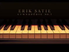 Erik Satie - Gymnopédie No. 1 Played by Finghin Collins. where to pin this? Erik Satie fits into so many areas of my life. Erik Satie, Make Mine Music, Stress Relief Music, All About Music, Paris, Classical Music, Of My Life, Music Instruments, Entertaining