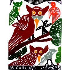 J.Borges - As Corujas