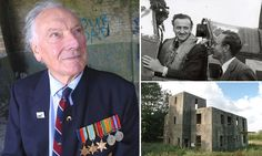 Late Spitfire pilot helps save Battle of Britain control tower where wartime classic The First of The Few was filmed by leaving thousands of pounds in his will