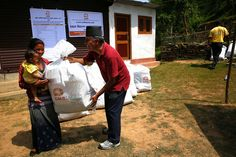 Monsoon season in areas hit by the #Nepal earthquake begins in about a month. Emergency shelter is of immediate need in the affected areas since many houses have been destroyed or have suffered major damages. #CARE is on ground delivering emergency aid. You can help us do more: http://www.careindia.org/give-earthquake-np?cid=NP201501HP Photo - Ruhani Kaur/CARE