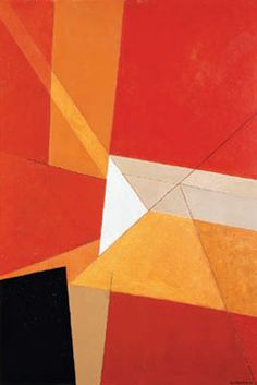 Rouge. Pablo Palazuelo (1916-2007) began studying architecture in Madrid in 1932 and later at the School of Arts and Crafts, England. In 1947 he became enamored with Paul Klee's work, specifically his interest in geometry and abstract geometric forms found in nature. he most recent Palazuelo retrospective was co-organized by Museu d'art contemporani de Barcelona in conjunction with the Guggenheim Museum Bilbao (2005–06). He received numerous awards, including the Kandinsky Prize (1952).