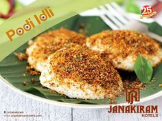 Delicious #Podi   #idlis  flavored with crunchy #onions , tangy #tomatoes  and peppy spice powders. Try it now at Srijanakiram Hotels.