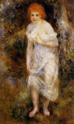 The Spring - Pierre-Auguste Renoir