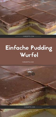 Einfache pudding wurfel Simple pudding dumplings – recipes Related Post Oreo biscuit lasagna without baking Light lemon cream Strawberry Cheesecake Chocolate Chip Cookie Pie Pudding Desserts, Pudding Cake, Pudding Recipes, Cake Recipes, Snack Recipes, Dessert Recipes, Chocolate Pudding, Chocolate Chip Cookies, Fall Desserts