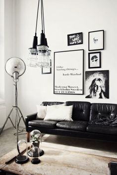 Living in black and white... home decor with style,  Go To www.likegossip.com to get more Gossip News!