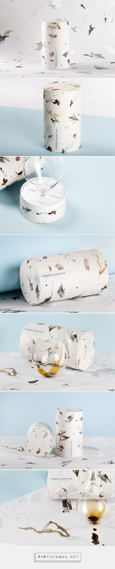 Packaging Camere Olfattive packaging by Astrid Luglio on Behance