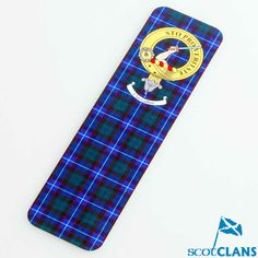 Clan Crest Bookmark