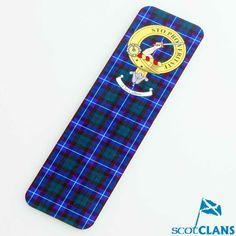 Clan Crest Bookmark