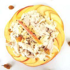 CosebuonediAle: Insalata di pollo e sedano rapa
