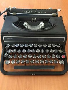 MIL ANUNCIOS.COM - Hispano Olivetti ESTUDIO 46