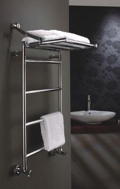 Heated Towel Racks on Pinterest | Towel Racks, Towels and ...