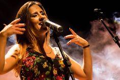 """Estrela Leminski com o super show """"Leminskanções"""" no SESI Indústria - 2015"""