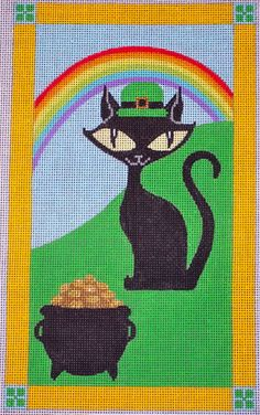 Paddy O'Paws by EyeCandy Needleart