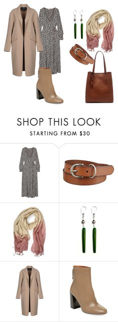 """городской стиль"" by svetlana-shamber on Polyvore featuring мода, Ganni, Uniqlo, Alexander Wang, Pure Navy и J.Crew"