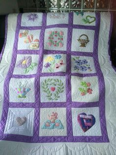 Ex of quilting woth applique
