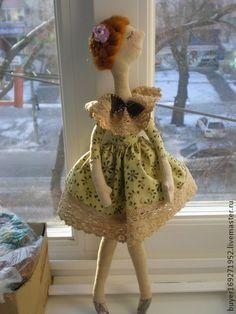Ароматизированные куклы ручной работы. Ярмарка Мастеров - ручная работа Синица или Синяя птица. Интерьерная игрушка Ароматизированная кофе.....