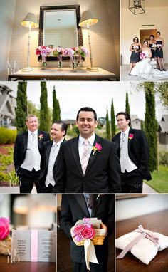 Alice & Mike, Rosewood Sand Hill Wedding » Vero Suh Photography