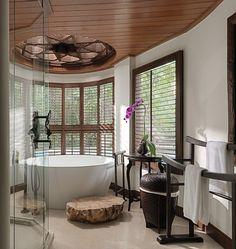 The Raitalay Villa_Master Bathroom