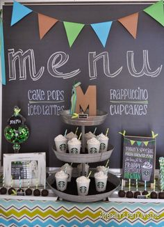 Meghily's: Frappuccino's and Friends, The Perfect Blend