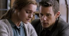 'Regression' Trailer Has Emma Watson & Ethan Hawke Scared to Death -- One father's heinous act unravels a horrifying nationwide mystery in 'Regression', starring Emma Watson and Ethan Hawke. -- http://movieweb.com/regression-movie-trailer-2015/