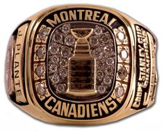 1957 Stanley Cup Ring