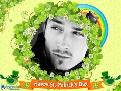 Add your photo http://photomica.com/cards/Happy_St_Patricks_day_Card.php
