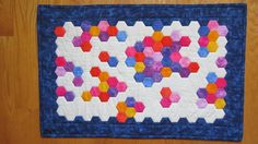 Quilt rescued from flood