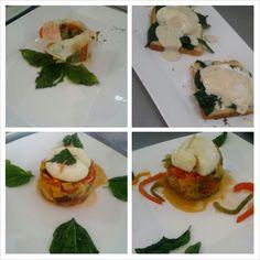 #ISMM #Cocina #Pasión #AmoMiCarrera ¡Clase de hortalizas? Eggs, Breakfast, Food, Vegetables Garden, Cooking, Morning Coffee, Essen, Egg, Meals