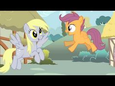 Derpy's and Scootaloo's Adventure - YouTube