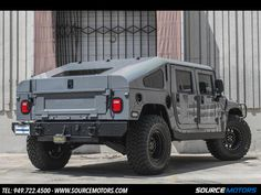 2000 Hummer H1 Slantback - Photo 16 - Fountain Valley, CA 92708