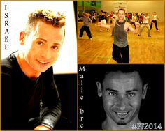 Presenter Aerobic-Step 2014 Israel Millabré #FF2014 #PresentersFF