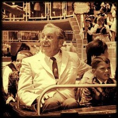 """Walt Disney on the """"It's A Small World"""" attraction."""