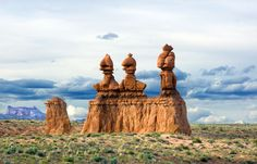 Learn how hoodoos are formed and the best places to see them.