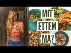 Mit ettem ma? | Teljes értékű növényi alapú étrend - YouTube Granola, Youtube, Youtubers, Muesli, Youtube Movies