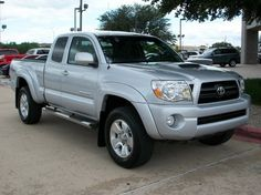 I loved driving around in this 2008 Toyota Tacoma TRD Sport Pre-runner