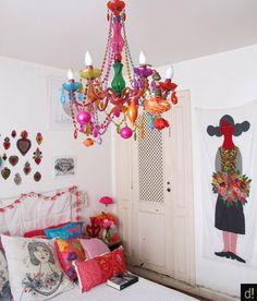 Decorviva! - Inspiração no tom da decoração.: LAR DECORVIVA ESPECIAL DE 1 ANO - Bebel Franco