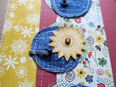 The power of three in scrapbooking design by Christy Strickler @ http://shimelle.com