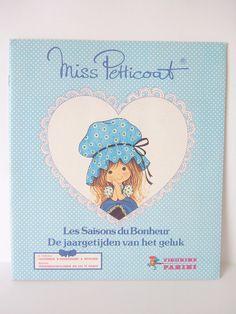 Album panini -Miss petticoat | par petite souris 73