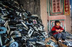 Future of E-waste #NSSBTT #makeadifference