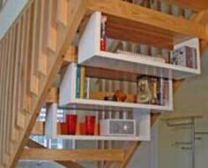 1000 id es sur tag res sous escalier sur pinterest sous les escaliers sou - Etageres sous escalier ...