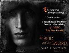 Silence Is Read: #teaser from  The Bird and the Sword by Amy Harmon