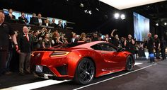 First 2017 Acura NSX Sells For $1.2 Million At Auction http://www.carscoops.com/2016/01/first-2017-acura-nsx-sells-for-12.html